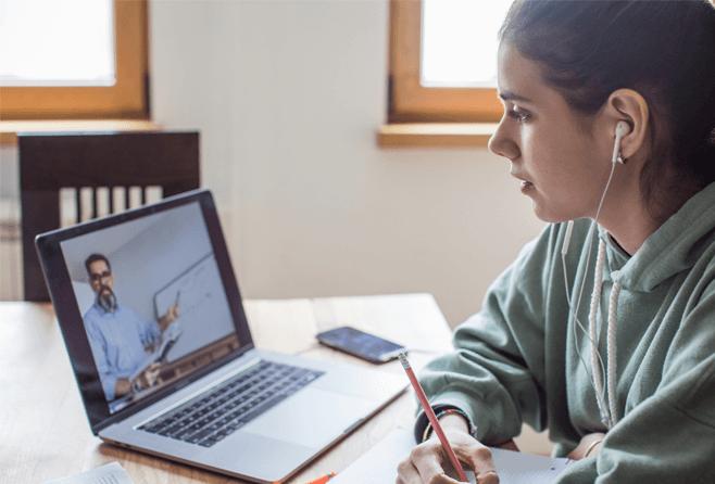 e-learning pandemia